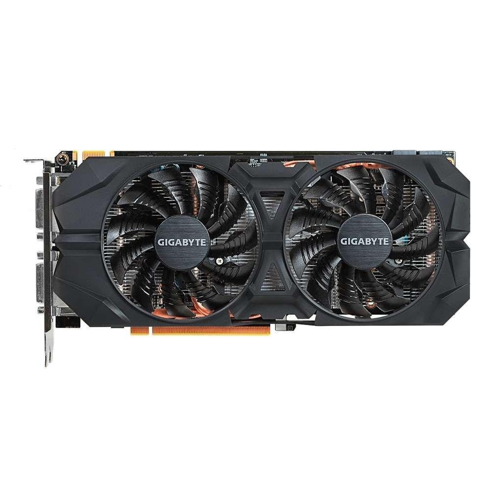 Placa de Vídeo Gigabyte GeForce GTX 960 4GB DDR5 128 Bits - GV-N960WF2-4GD