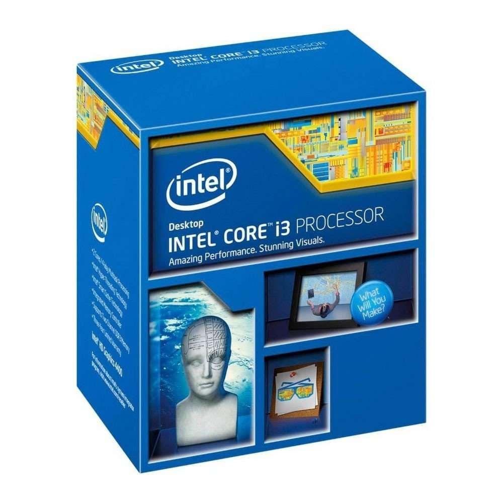 Processador Intel Core i3-4170 Haswell, 3.7Ghz,3MB LGA 1150, Intel HD Graphics 4400 BX8064