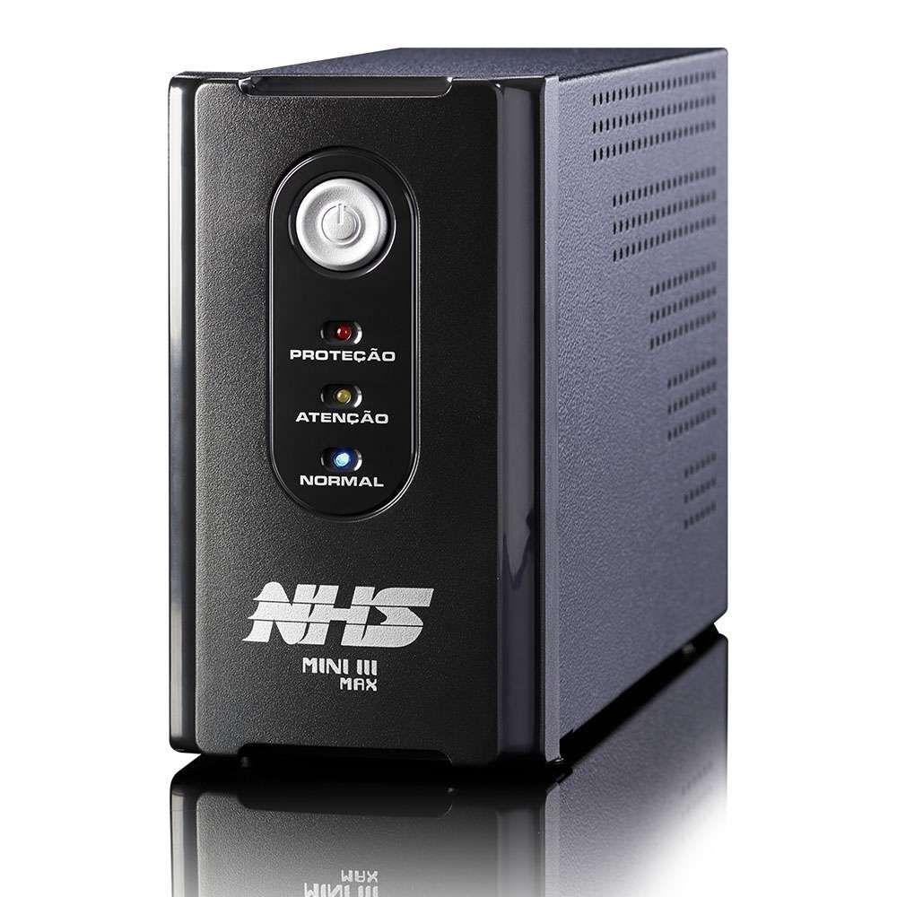 Nobreak NHS Mini III (700VA / 1Bat. 7Ah) - 90.A0.007100