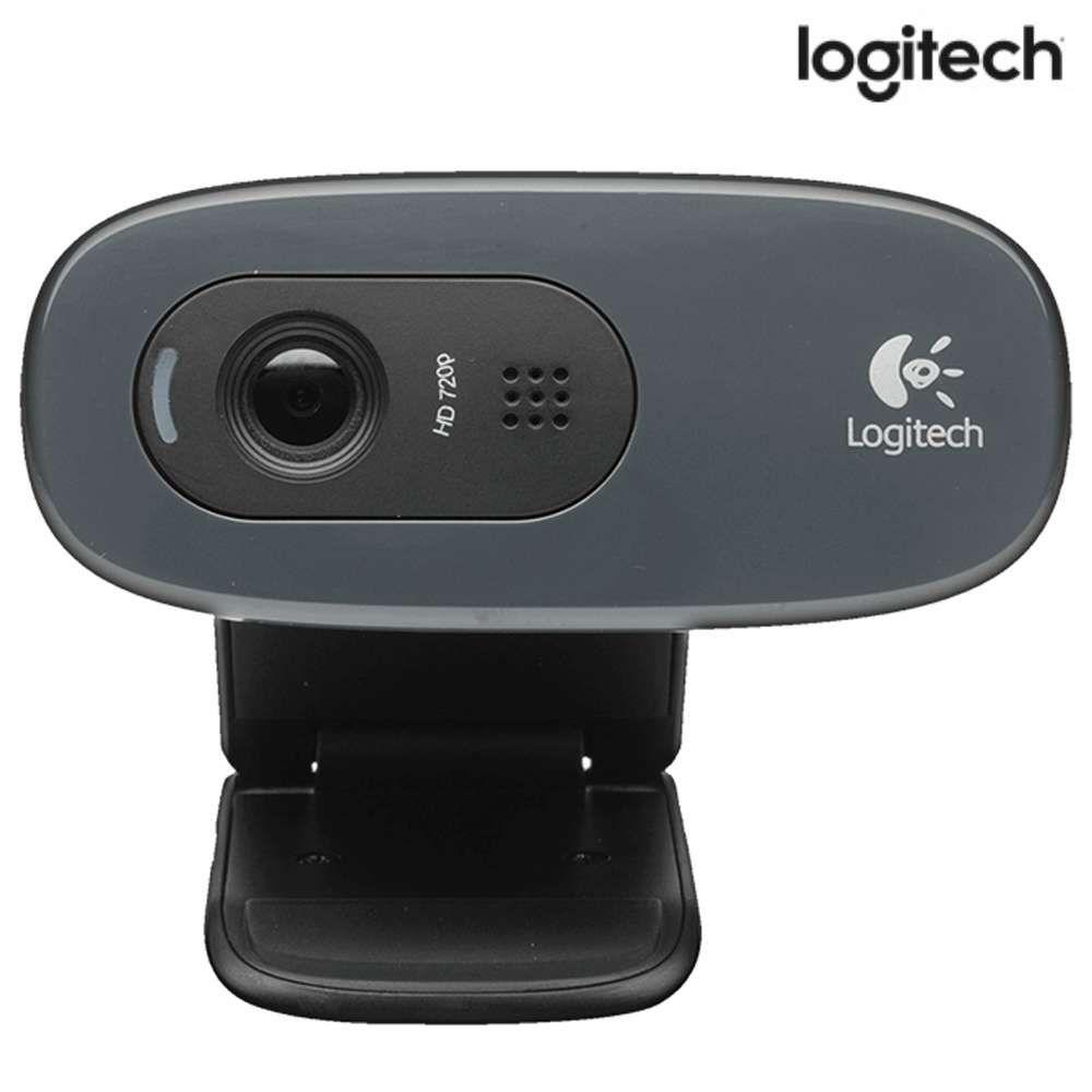 Webcam HD 720P C270 Logitech - L116325B