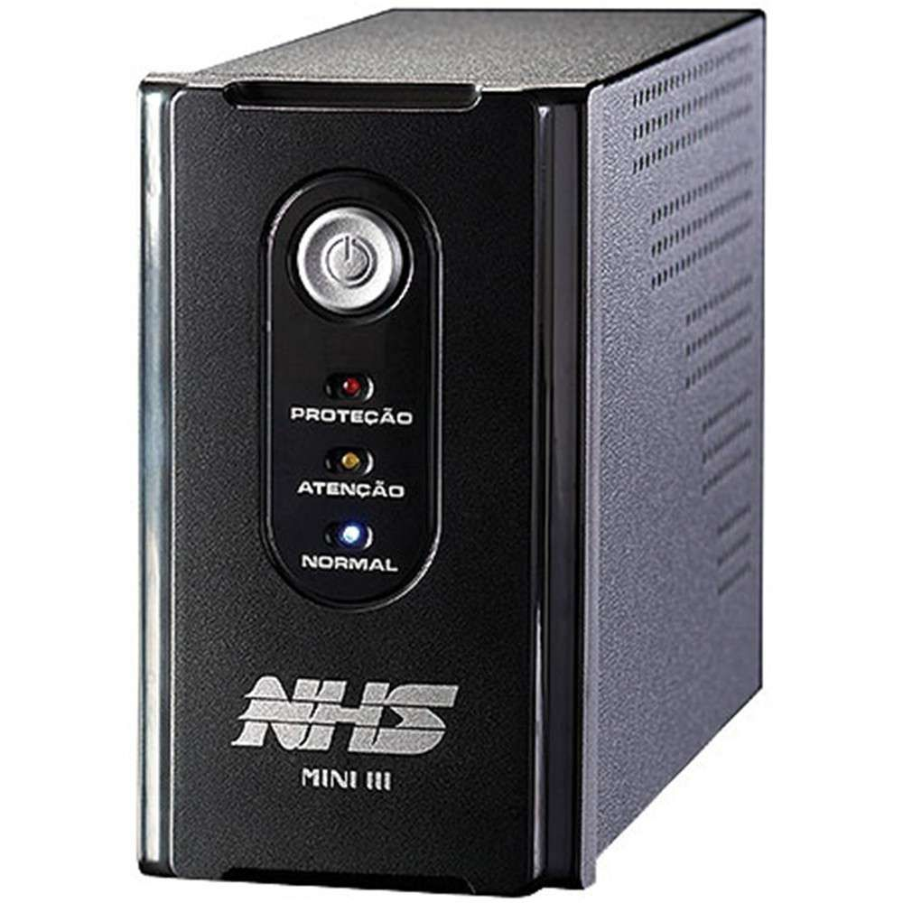 Nobreak NHS Mini III (600VA / 1Bat. 7Ah) - 90.A0.006100