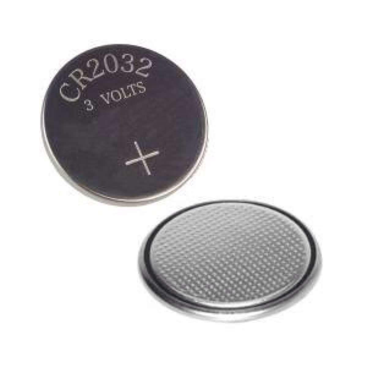 Bateria Alcalina CR2032 3v (Moeda) Cartela com 5 uni.