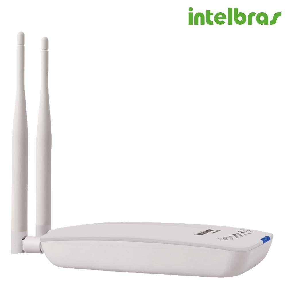 Roteador Wireless Hotspot 300 Intelbras - Check-in Facebook