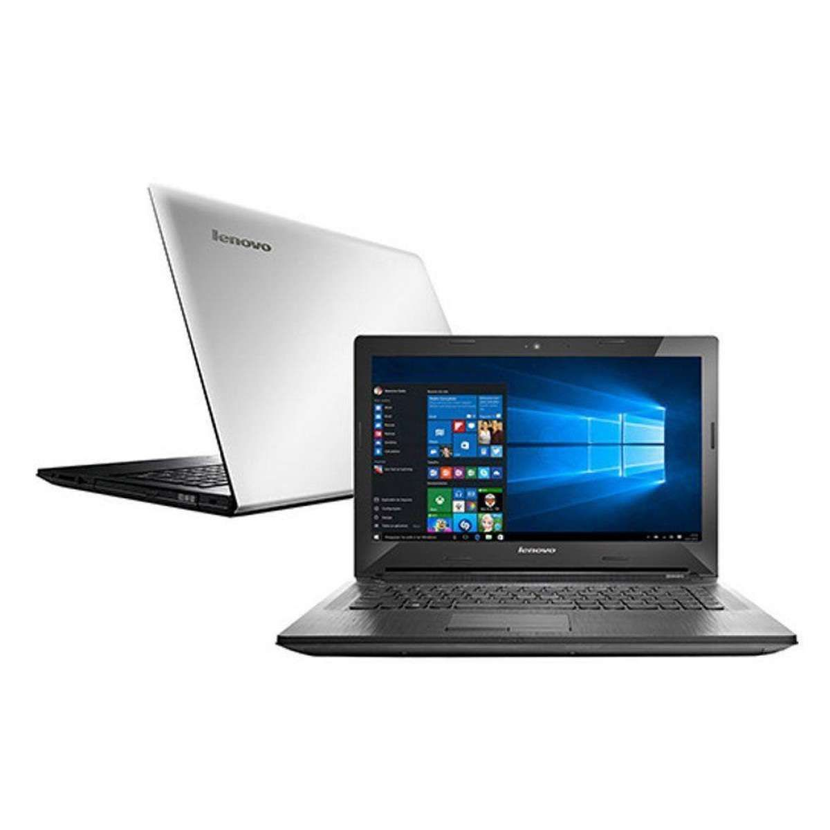 Notebook Lenovo G50-80 Intel Core i3-5005U, 4GB, HD 1TB, HDMI, Tela LED 15.6