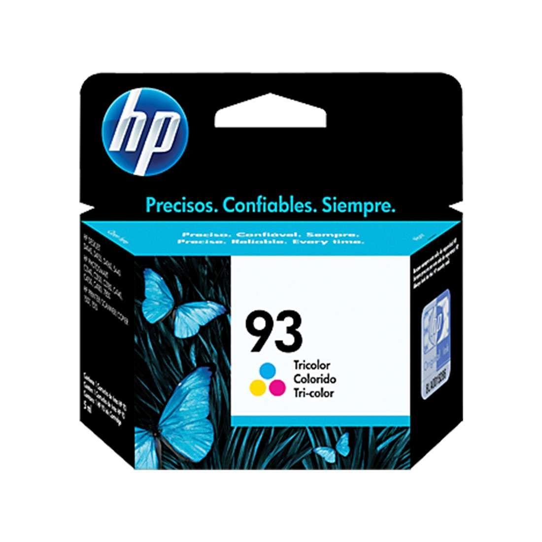 Cartucho de Tinta HP 93 C9361WB Color 7ml