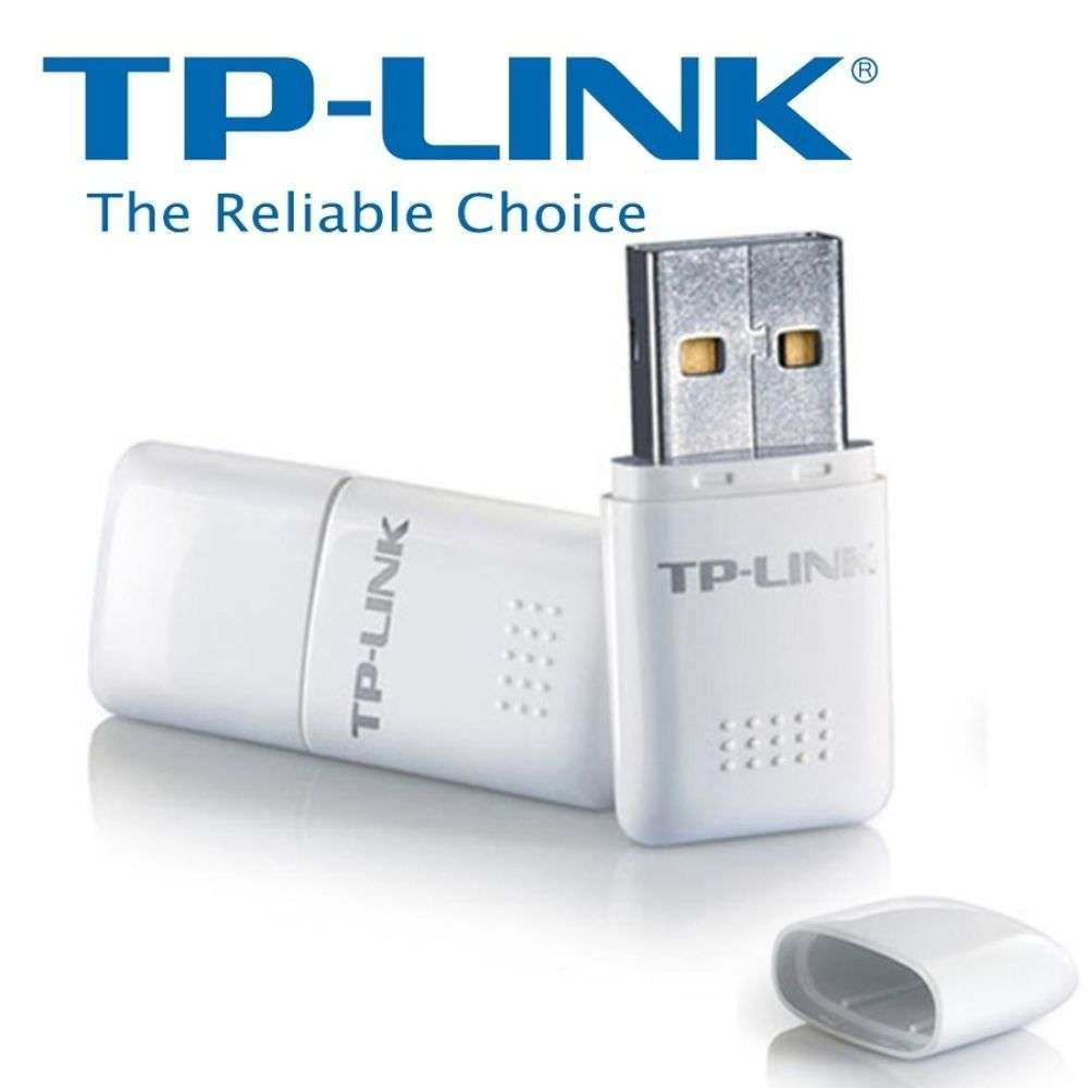 Adaptador USB Wireless 150Mbps Mini TP-Link TL-WN723N