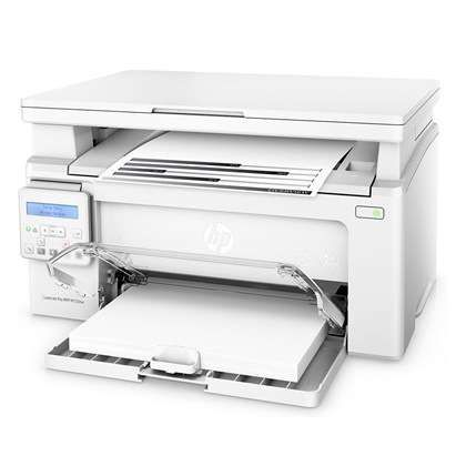 Multifuncional HP LaserJet M132NW G3Q62A#696 Imp/Copia/Dig/Rede/Wifi 23PPM