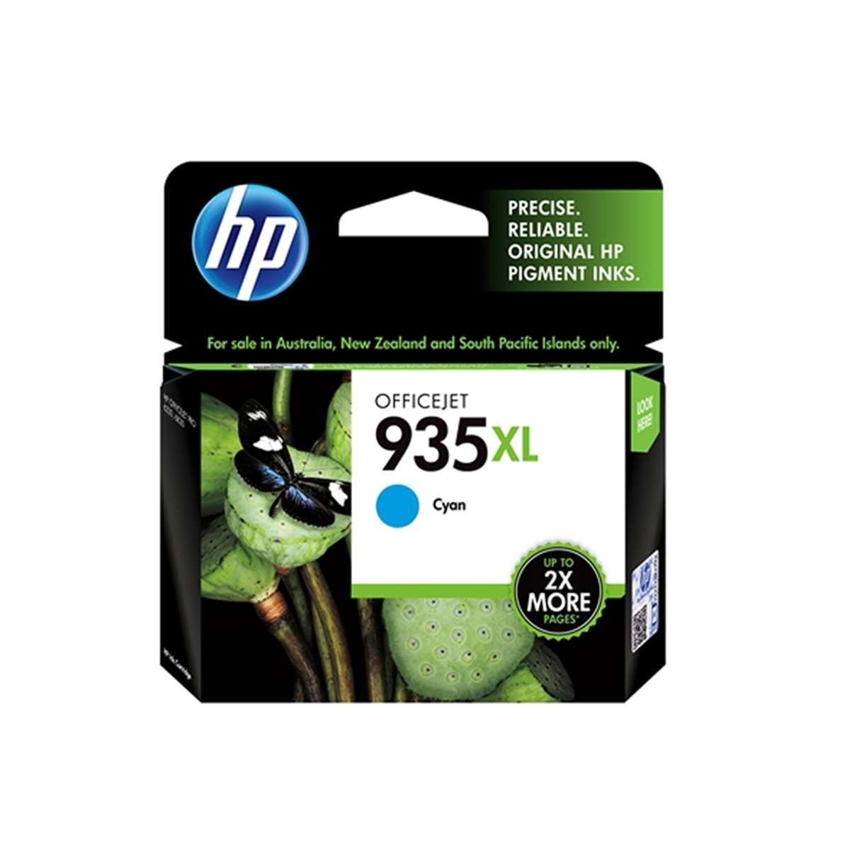 Cartucho de Tinta HP 935XL C2P24AL Ciano 9,5 ml