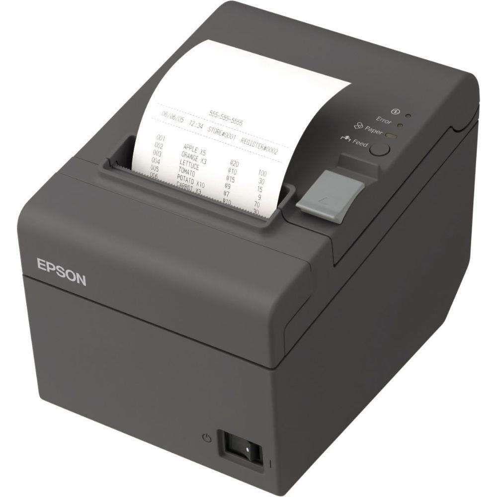 Impressora Térmica Não Fiscal Epson TM-T20 USB C/Guilhotina - BRCB10081