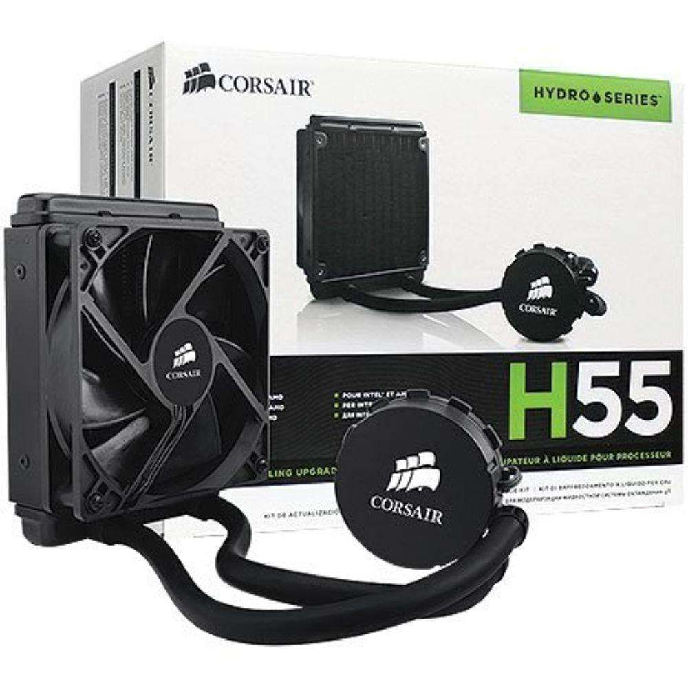 Coooler WaterCooler Corsair Hydro Series Quiet Edition H55-CW-9060010-WW