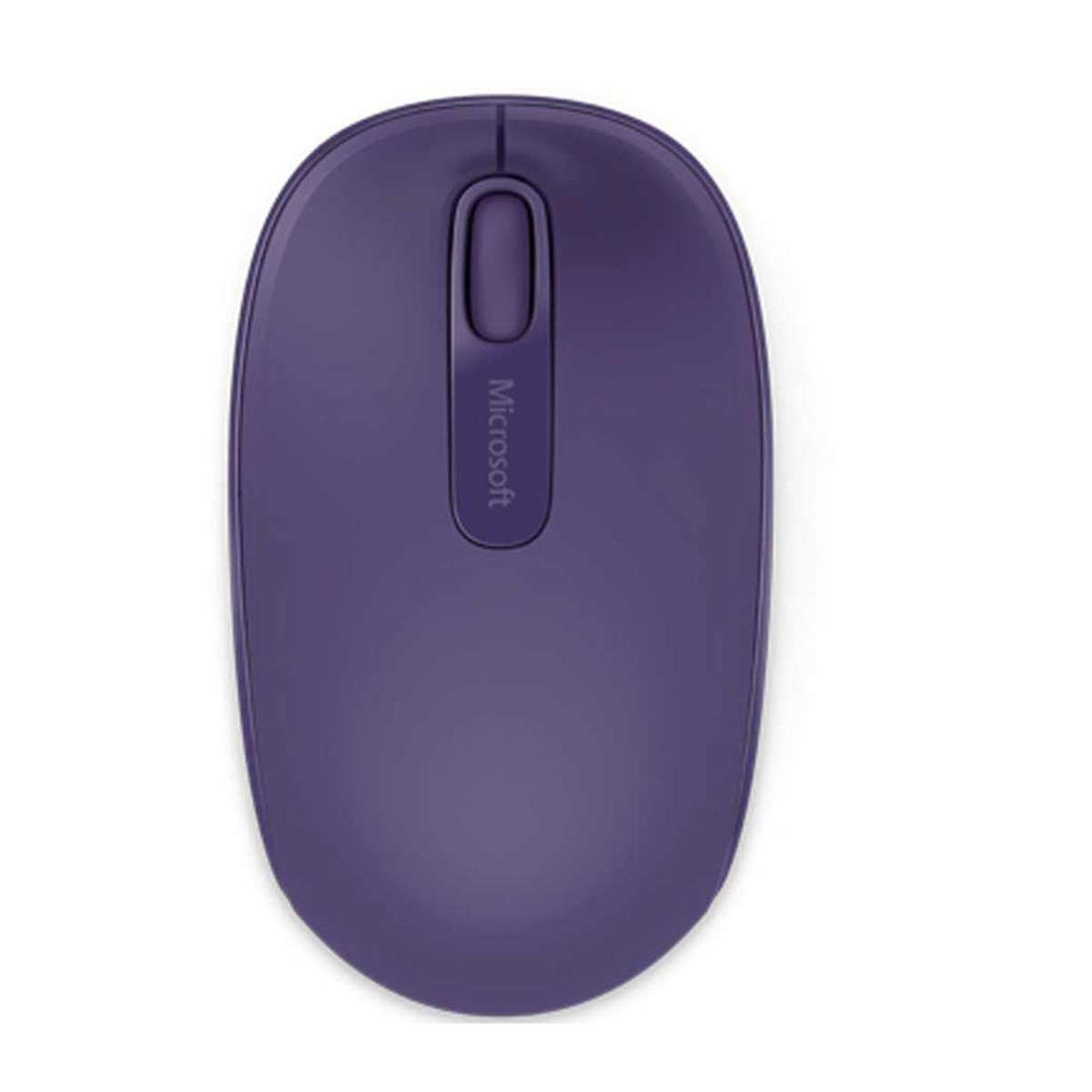 Mouse Óptico Microsoft 1850 sem Fio U7Z-00048 Roxo