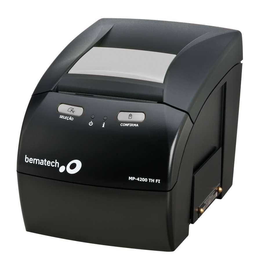 Impressora Térmica Não Fiscal Bematech MP4200TH