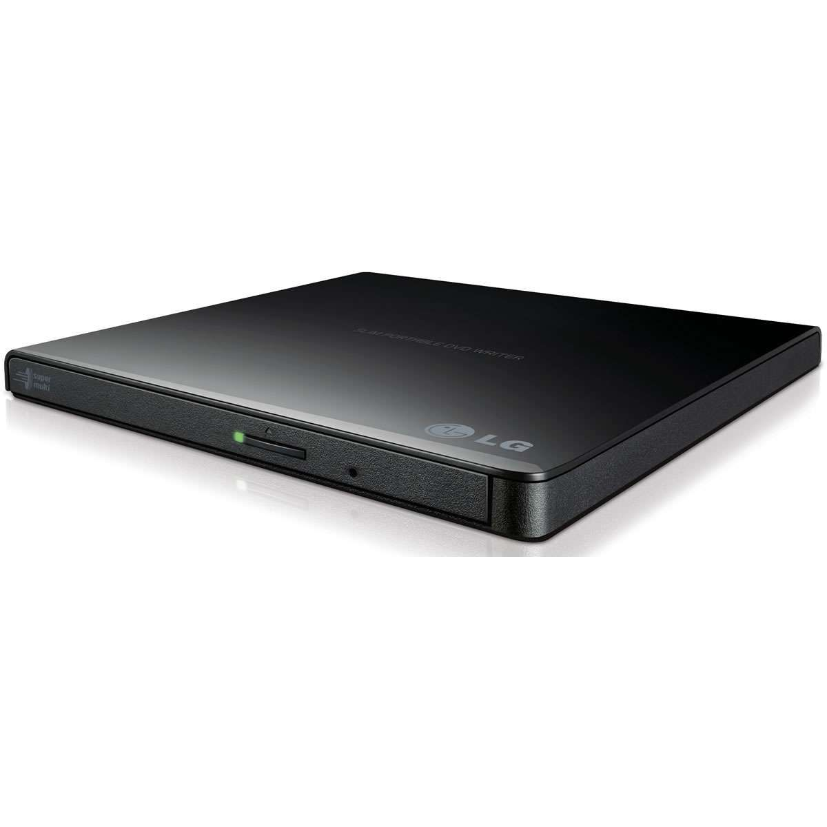 Gravador DVDRW LG Externo GP65NB60.AVAR10B Preto