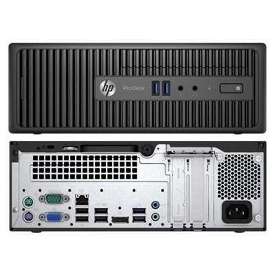 Desktop HP 400g3 SFF Core I3 6100 4gb 500gb Dvd-rw Wind 10SL
