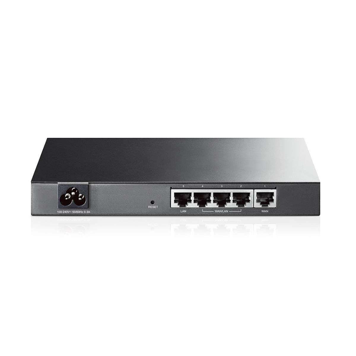 Roteador Load Balance TP-Link TL-R470T+ 10/100Mbps