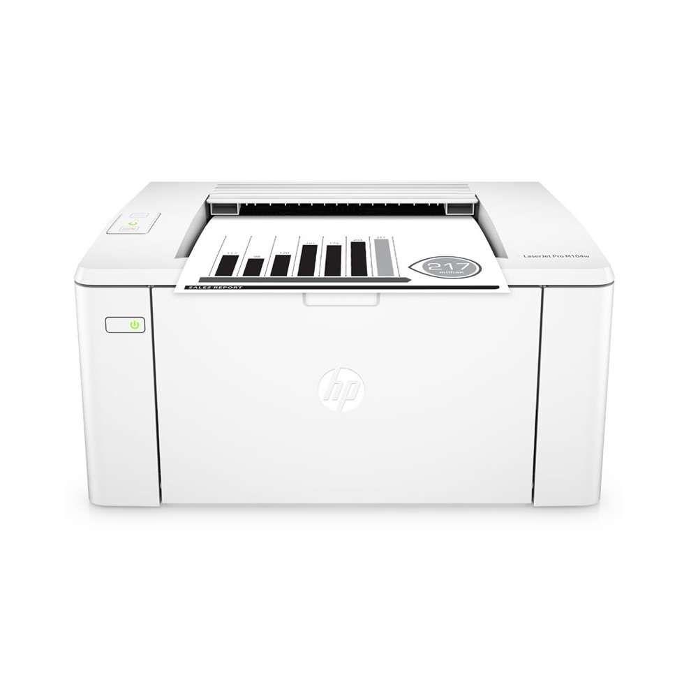 Impressora Laserjet Mono HP M104W WIFI 23 PPM - G3Q37A#696