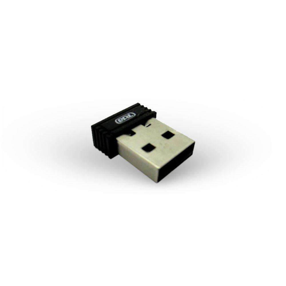 Adaptador USB Wireless N 150 Mbps Nano - TDA TW15UN