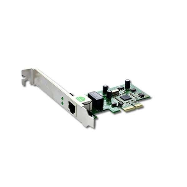 Placa de Rede Gigabit PCI-e TDA TP1103PE 10/100/1000