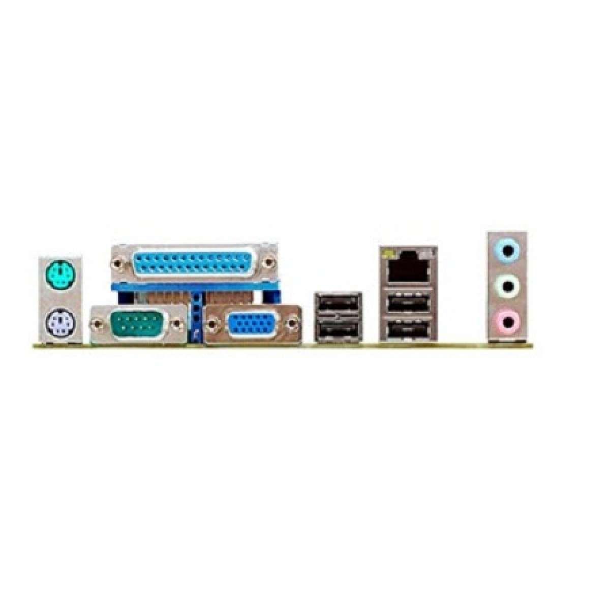 Placa Mãe Asus p/ AMD AM3+ uATX M5A78-M LX/BR, DDR3, VGA, Suporta FX/Phenom/Athlon 95W