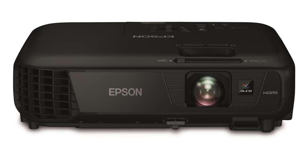 Projetor Epson PowerLite S31+ 3200 Lumens, 3LCD, HDMI, USB,