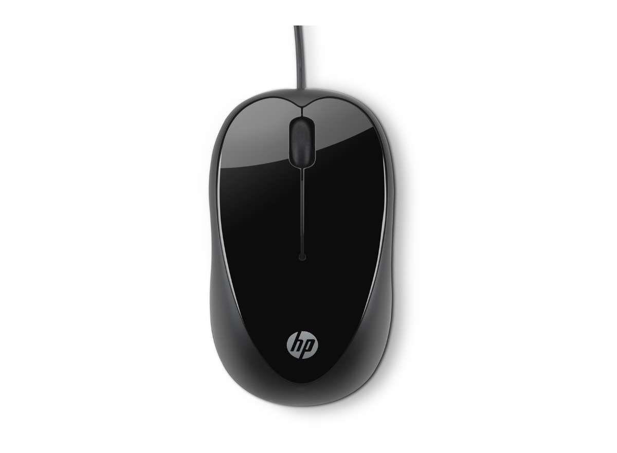 Mouse Óptico Laser HP X1000 Com Sensor (H2C21AA)