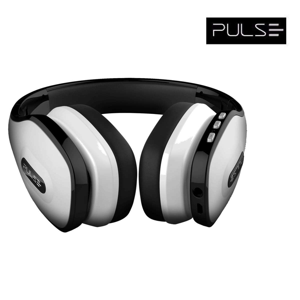Headphone Multilaser com Microfone Pulse Over Ear Hands Free PH149 Branco