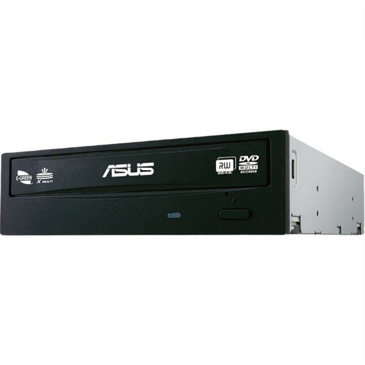 Gravador ASUS DVD 24X Black Interno  - DRW-24F1MT/BLK/B/AS