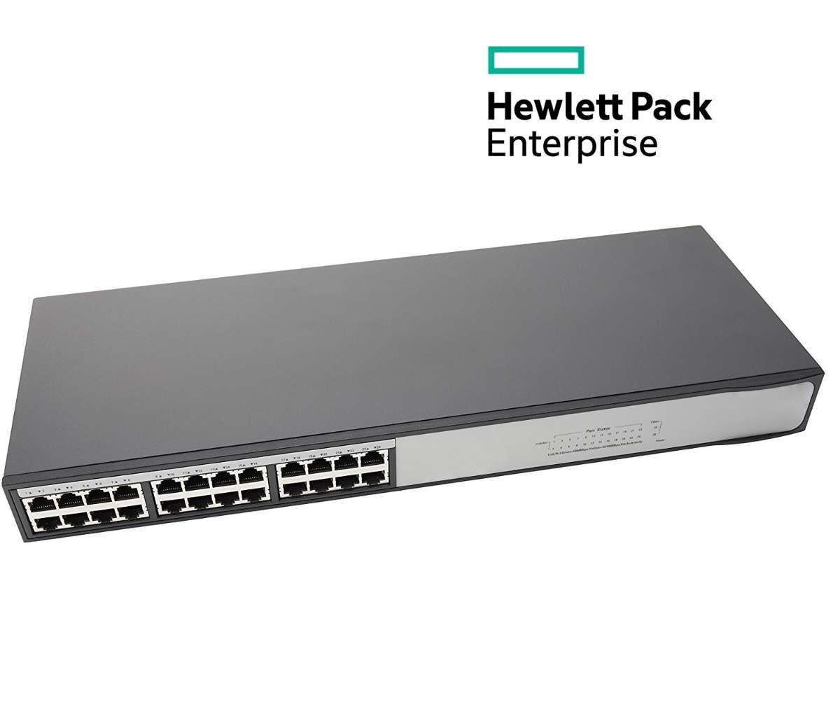 Switch HP JG708B 1420-24G 24 portas 10/100/1000 Mbps