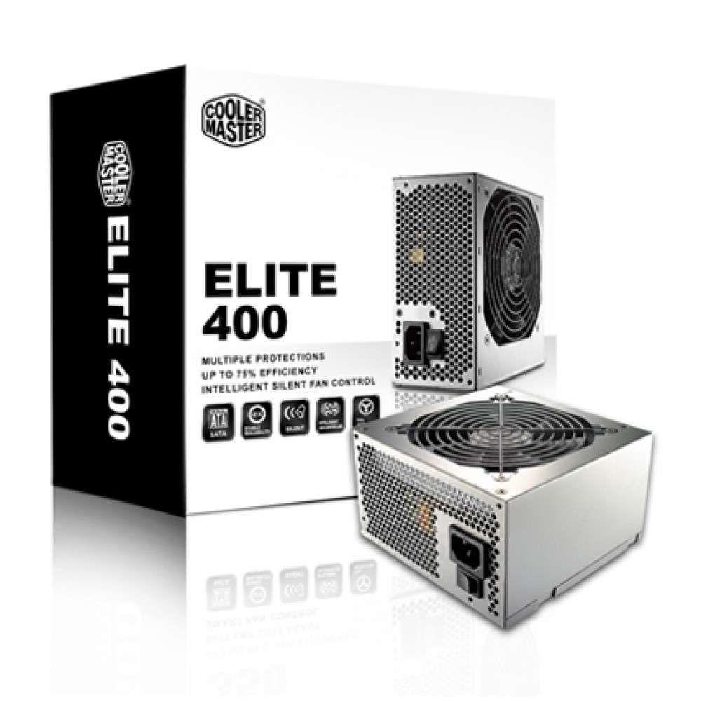 Fonte Cooler Master 400W - Elite 400 - RS-400-PSAR-J3
