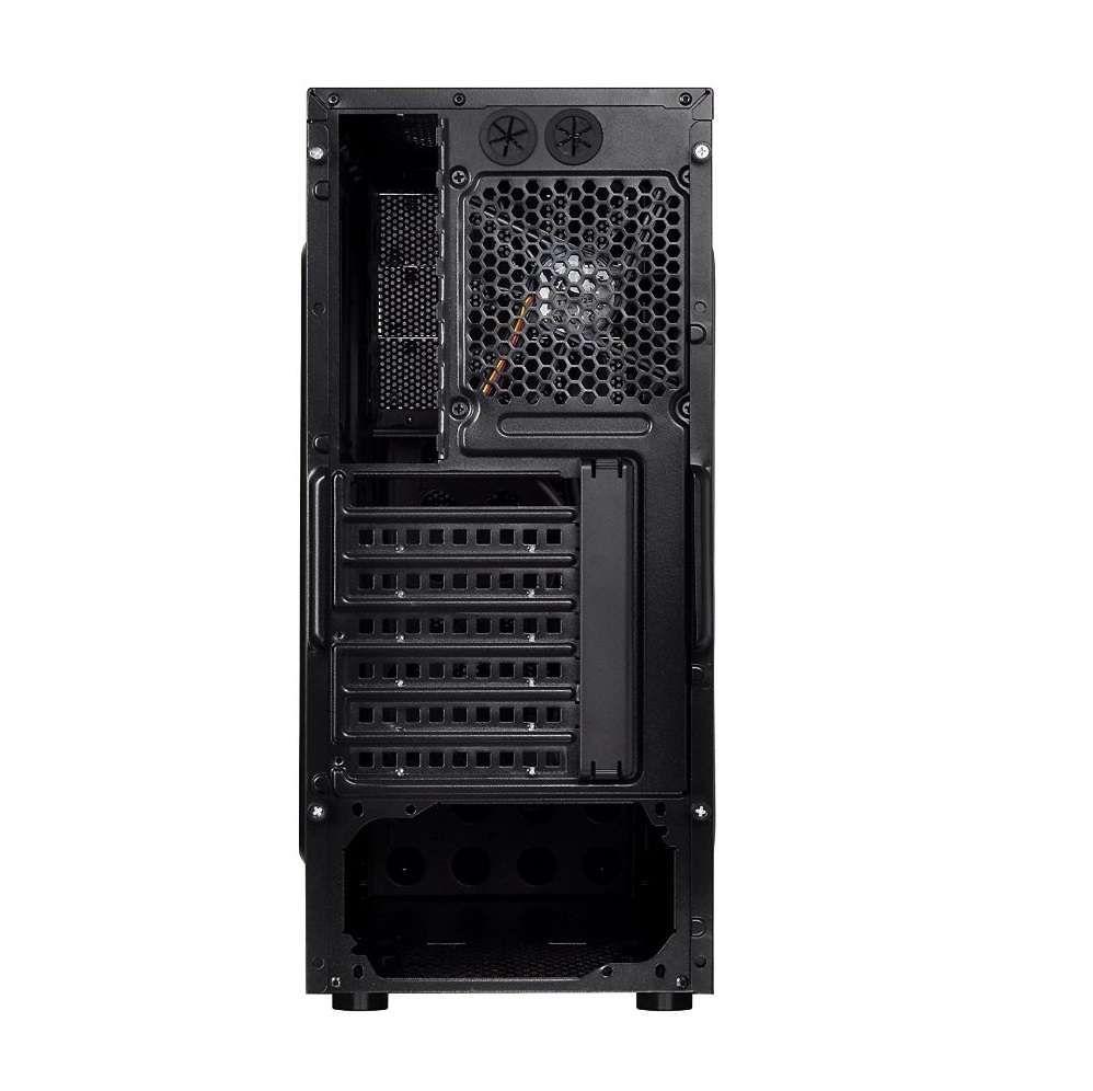 Gabinete TT Versa H22 Plus Led Azul Pto-CA-1B3-00M1NN-03