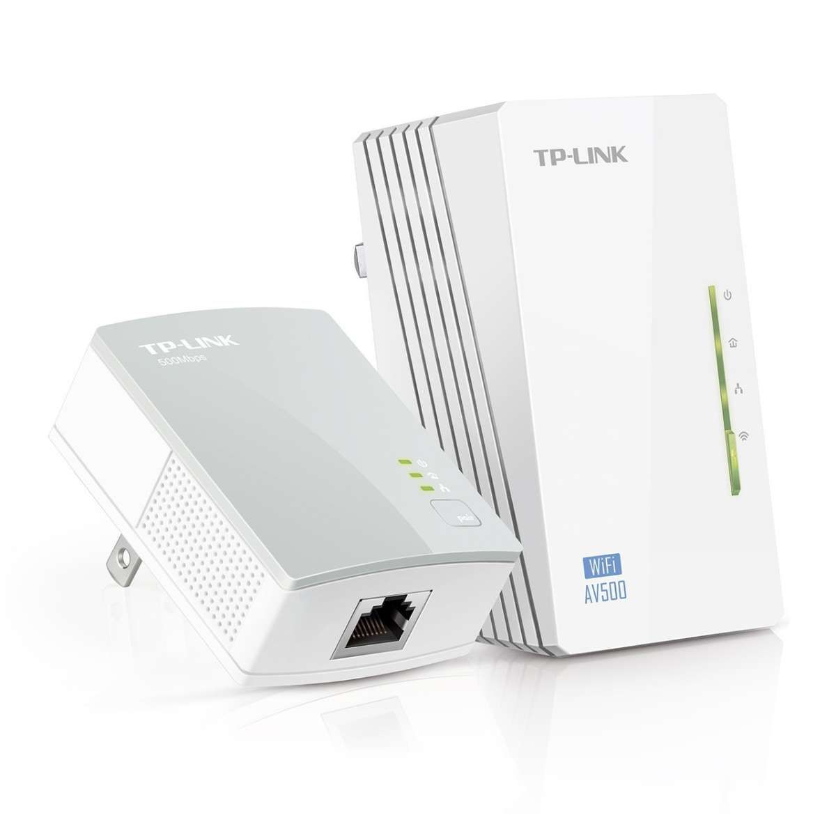 Extensor TP-Link Powerline Wireless 300Mbps TL-WPA4220KIT
