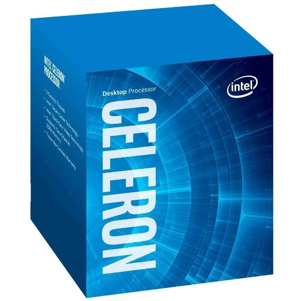 Processador Intel Celeron G3930 Kaby Lake, 2.9GHz, 2MB, LGA 1151 - BX80677G3930