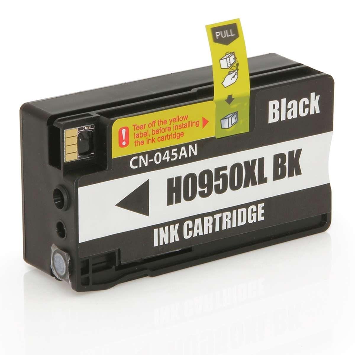 Cartucho de Tinta Compativel HP 950XL CN045AB Preto 73ml
