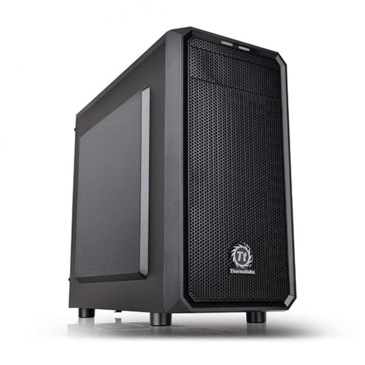 Gabinete Gamer Termaltake Versa H15 Case SECC Black - CA-1D4-00S1NN-00