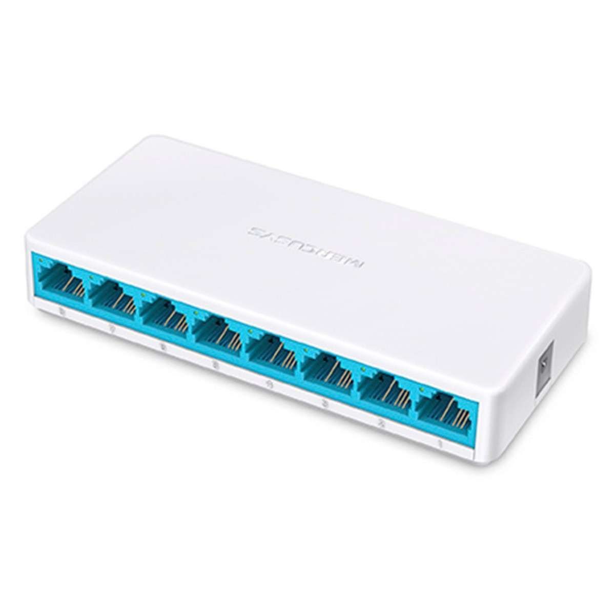 Switch 8 Portas Mercusys MS108 10/100 Mbps - MCS0005