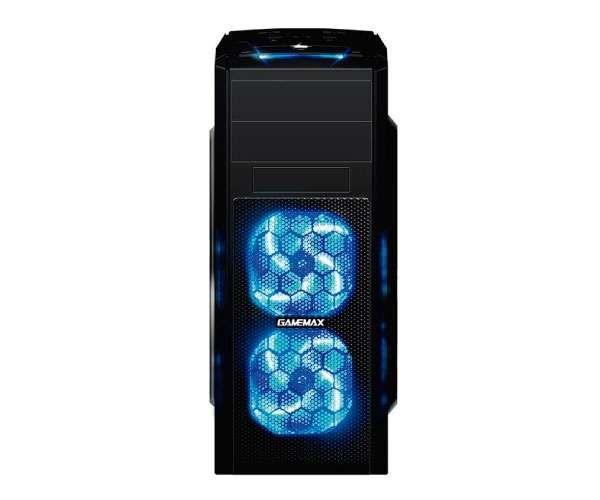 Gabinete Gamer GamemaX G529 Pto C/ Led Azul (S/fonte)