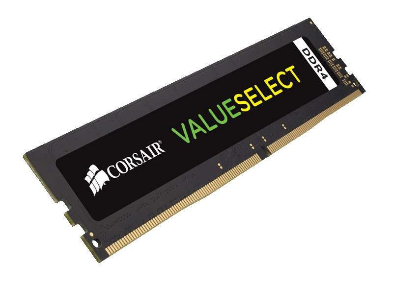 Memória Corsair Value Select DDR4 8GB 2400 Mhz
