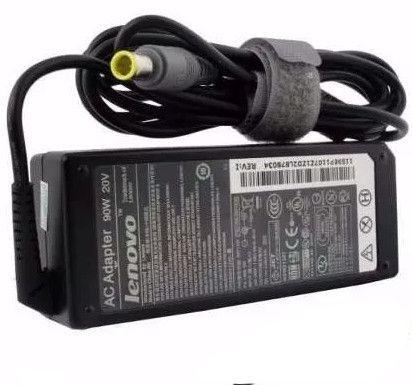 Fonte para Notebook  LENOVO 20V 4.5A  90W Pino 5.5x2.5mm  -  Compatível