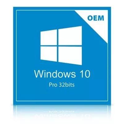 Microsoft Windows 10 Pro 32 Bits Pt-Br Oem Dvd FQC-08971