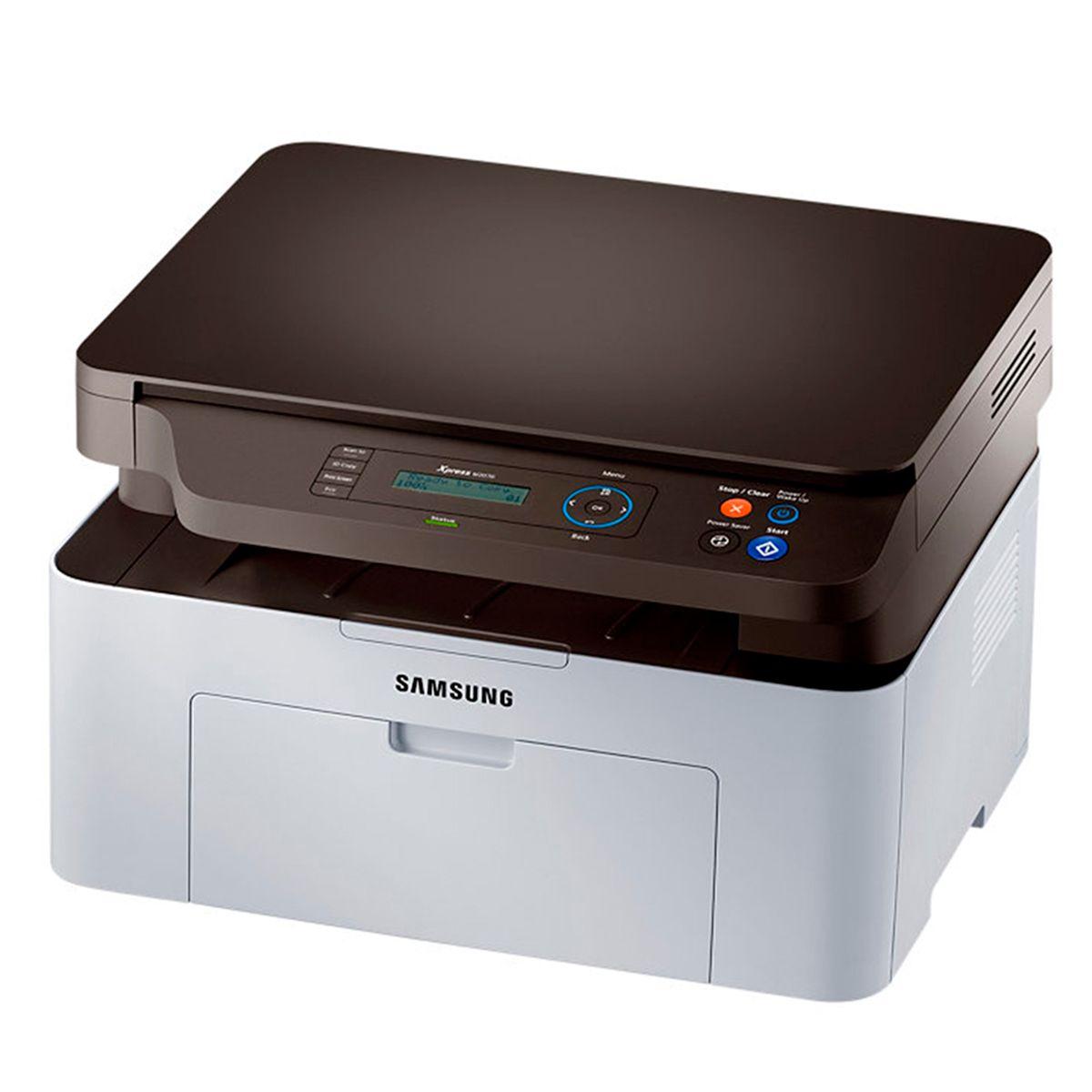 Multifuncional Laser Samsung Xpress série SL-M2070 Mono