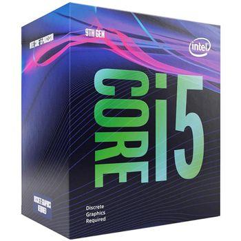 Processador Intel Core i5-9400F 2,9 Ghz (Turbo Max 4,1Ghz), 9MB, LGA 1151 s/ Proc. Gráfico