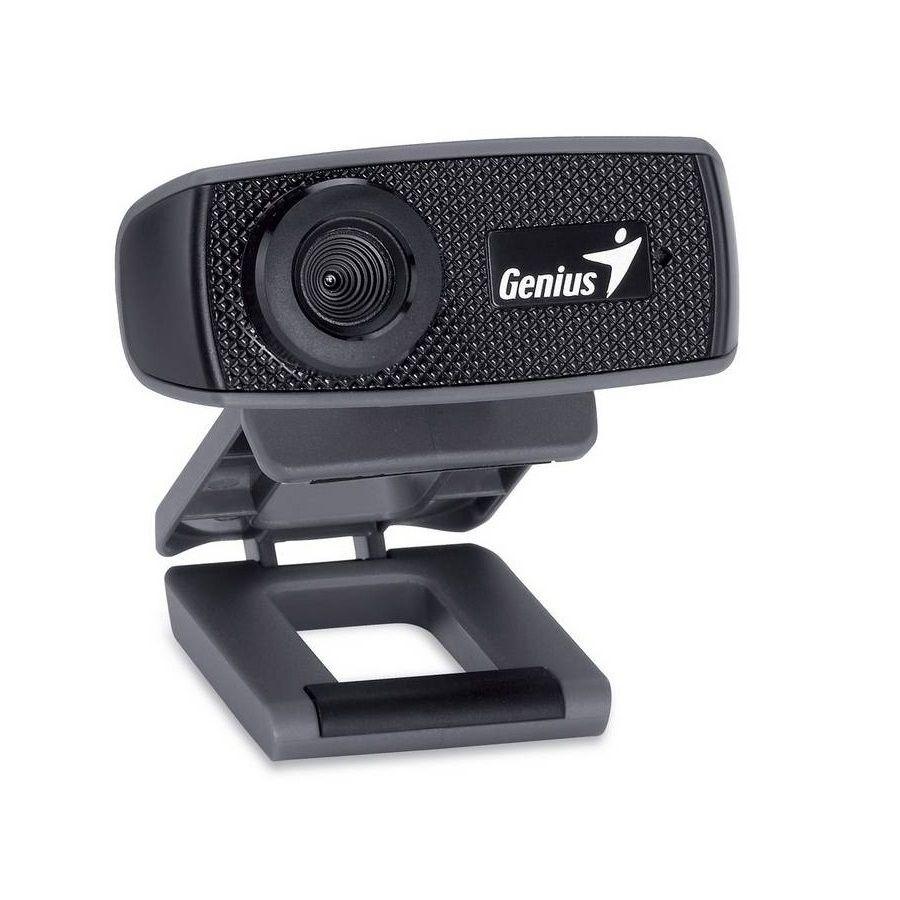 Webcam Genius Facecam 1000X HD 720P Preto