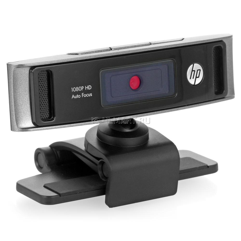 Webcam HP Full HD 1080P HD4310 Y2T22AA
