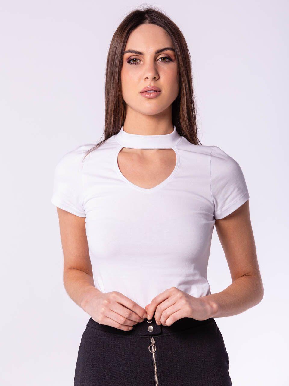 Blusa Cotton