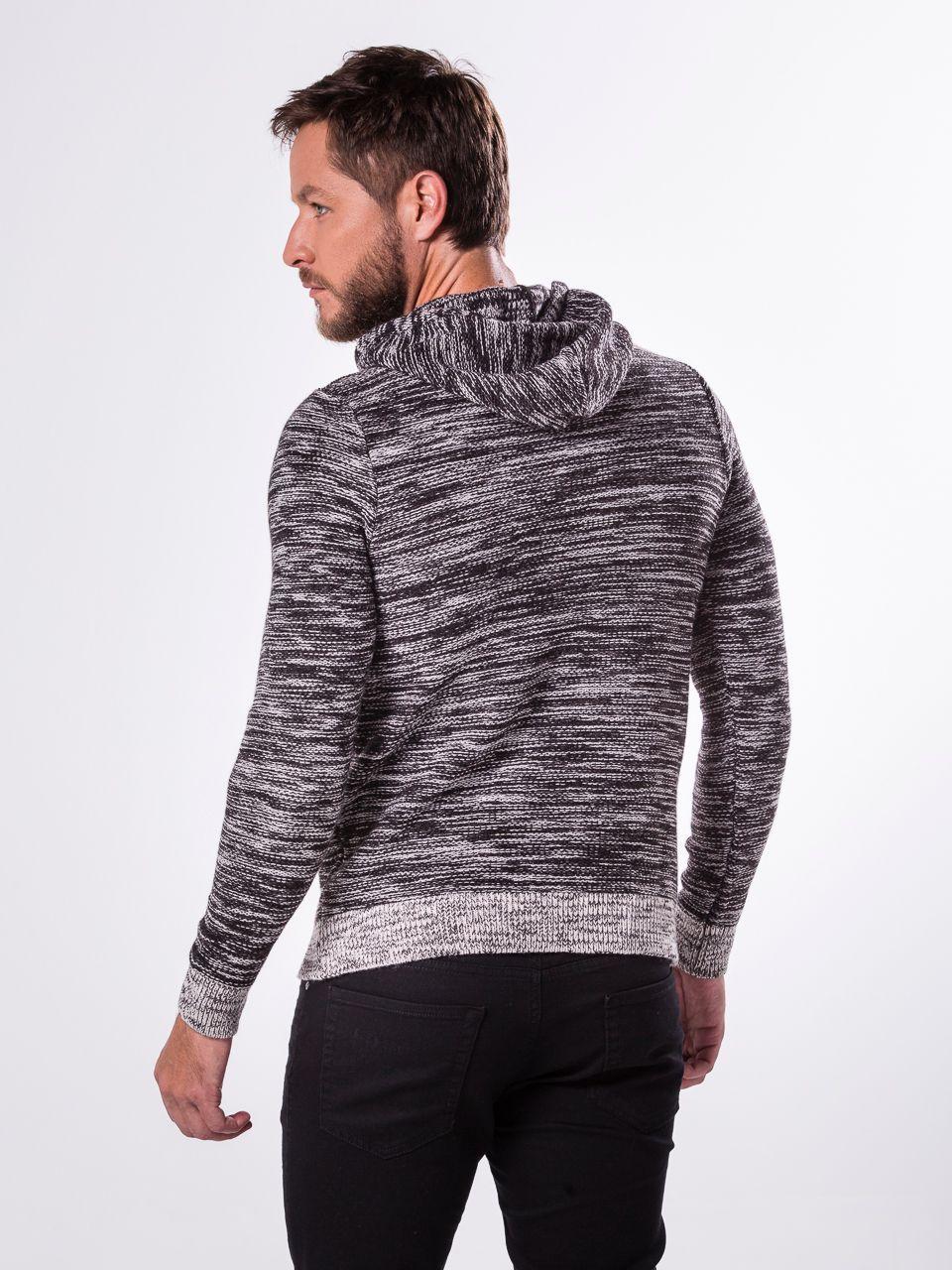 Suéter com Capuz