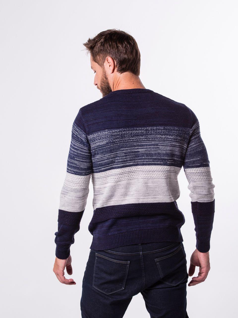 Suéter Listrado