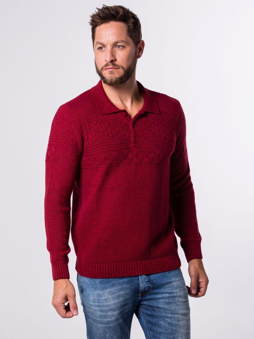 Suéter Polo