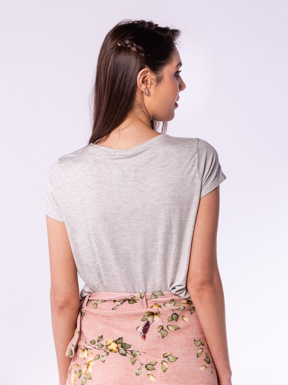 T-Shirt com Foil