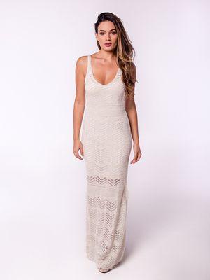 e1261b13b LV0191DaisyDoubleScallopLaceDress 69900 vestidos brancos