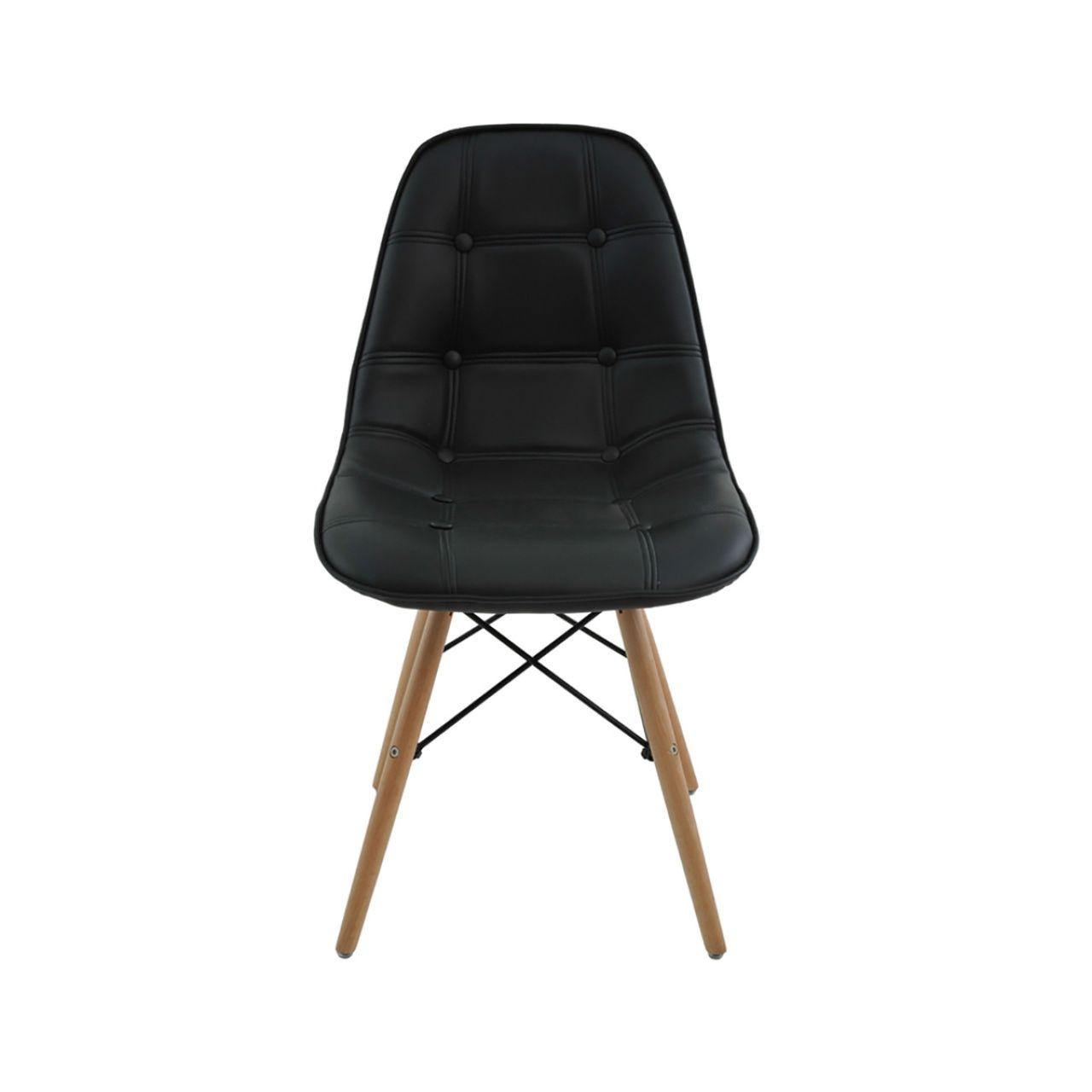 Cadeira Eames Eiffel Rivatti sem braço Botonê
